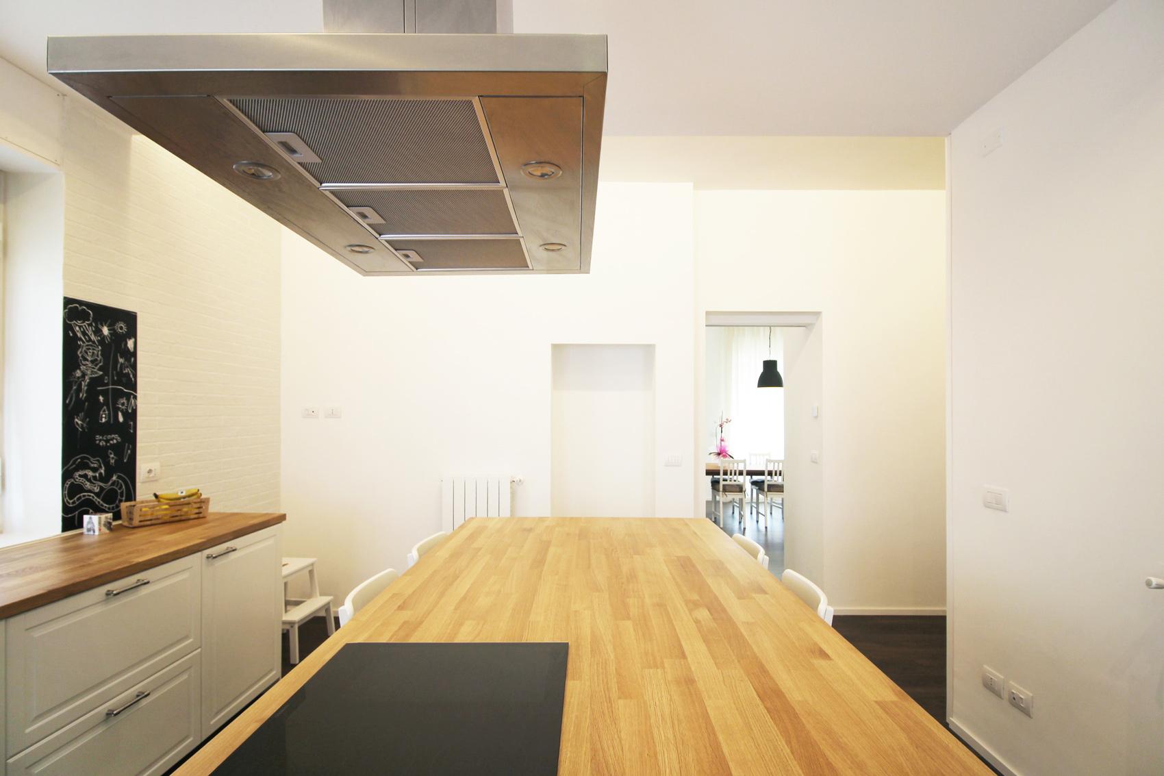 interno casa tp, foligno - antonelli grillo architetti - Arredo Bagno Foligno